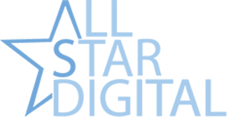 All Star Digital Logo